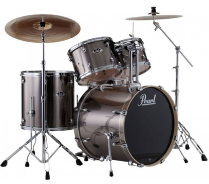 Pearl Export EXX-725S/C21 Smokey Chrome image