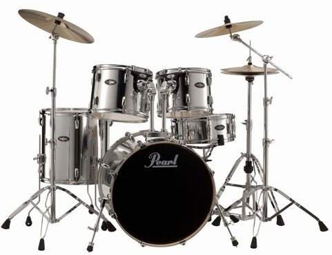 Pearl Vision VB-825/C49 Polished Chrome image