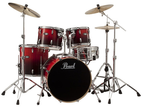 Pearl Vision Birch VBL-925S/C232 Ruby Fade image