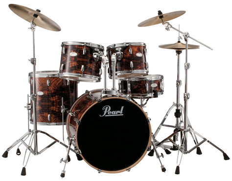 Pearl Vision Maple VML-905/C802 Feather Walnut image