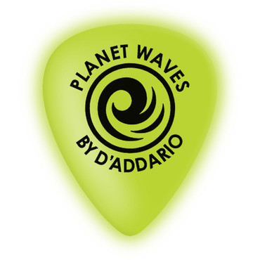 Planet Waves Cellu-Glo Guitar Picks, 10 pack, Heavy 1CCG6-10 image
