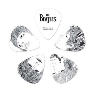 Planet Waves Beatles Guitar Picks, Revolver, 10 pack, Thin 1CWH2-10B1 image