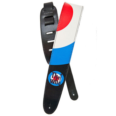 Planet Waves The Who Guitar Strap, Bulls Eye 25LTW02 image