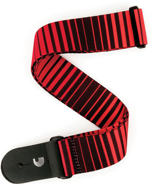 Planet Waves Optical Stripes Red P20S1507 image