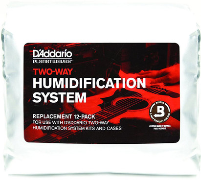 Planet Waves Two-Way Humidification Replacement 12 Pack PW-HPRP-12 image