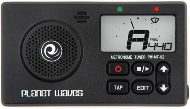 Planet Waves Metronome Tuner PW-MT-02 image