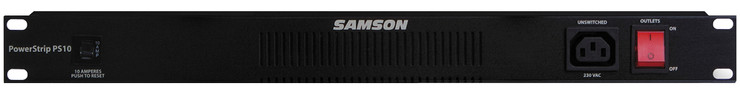 Samson PowerStrip PS10 image