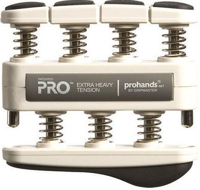 ProHands Extra Heavy Tension Grey image