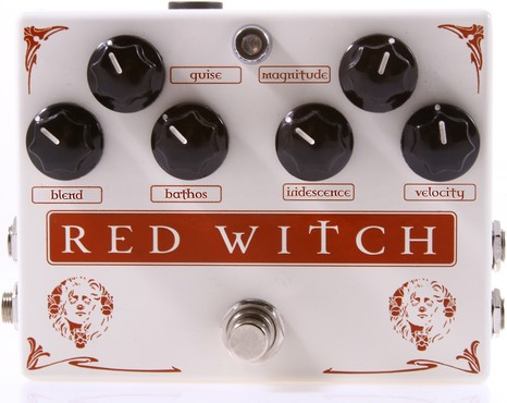 Red Witch Medusa Chorus Tremolo image