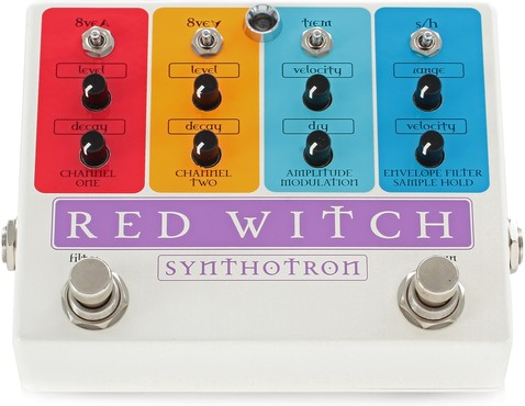 Red Witch Synthotron image