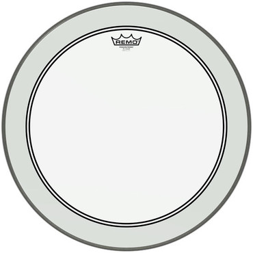Remo Powerstroke 3 Bass Clear P3-1322-BP image