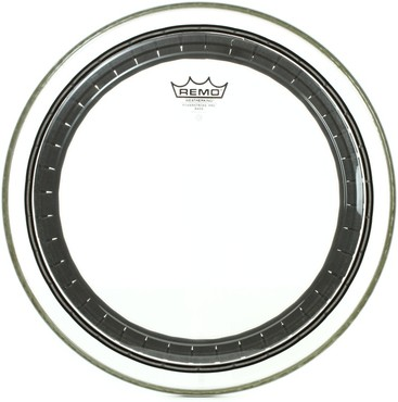 Remo Powerstroke Pro Clear Bass PR-1324-00 image