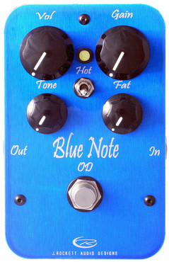 Rockett Blue Note Overdrive image