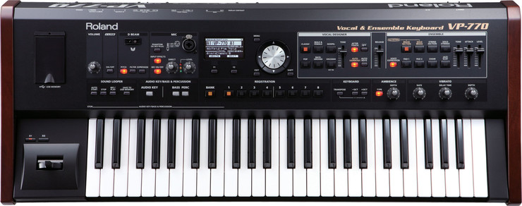 Roland VP-770 Vocal & Ensemble Keyboard image