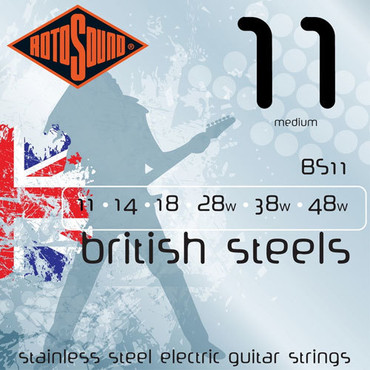 Rotosound British Steels BS11 (11-48) image
