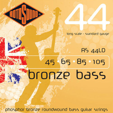 Rotosound Bronze Bass RS 44LC (40-100) image
