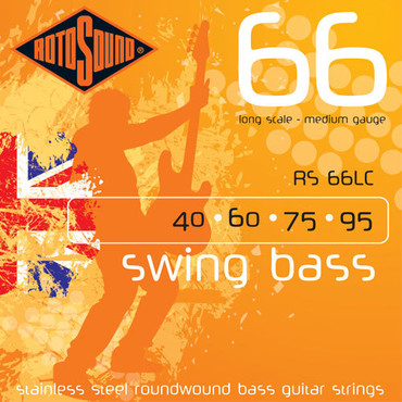 Rotosound Swing Bass 66 RS66LC (40-95) image