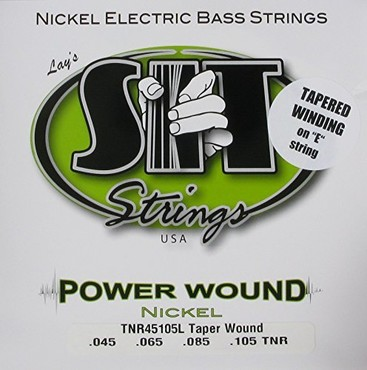SIT Bass Power Wound Tapered TNR45105L (45-105) image