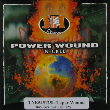 SIT Bass Power Wound 5 String Tapered TNR545125L (45-125) image