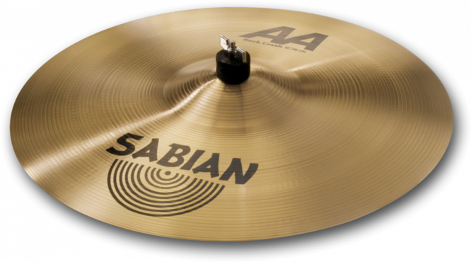 Sabian AA Rock Crash 18'' 21809B image
