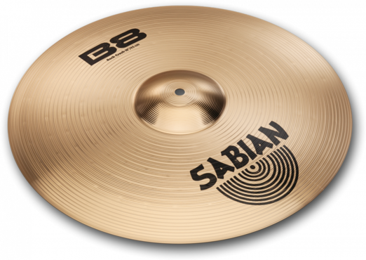 Sabian B8 Rock Crash 18'' 41809 image