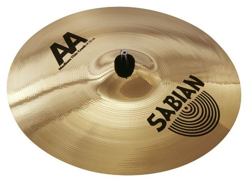Sabian AA Thin Crash 18'' 21806B image