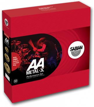 Sabian AA Metal Performance Set 25005MB image