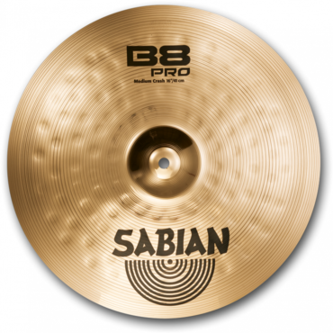 Sabian B8 Pro Medium Crash 16'' 31608B image