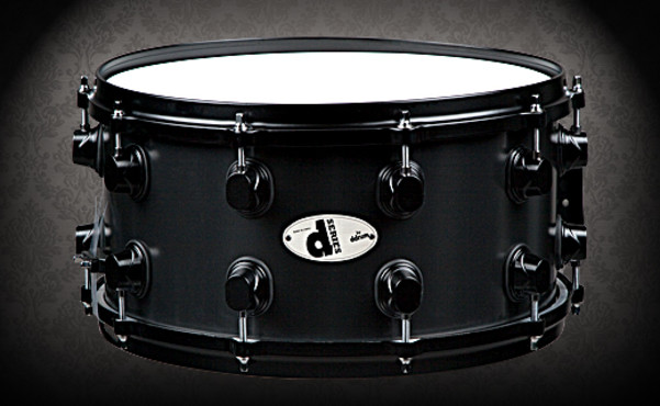 DDrum Grey Ghost 7X14 Snare image