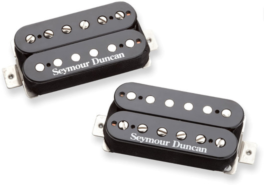 Seymour Duncan Hot Rodded Humbucker Set SH-4 / SH-2 image