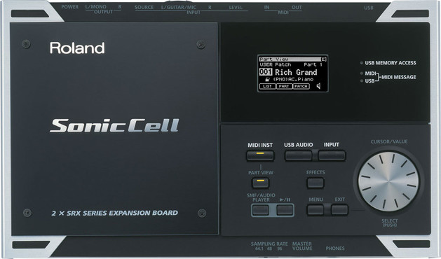Roland SonicCell image