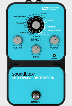Source Audio SA120 Soundblox Multiwave Distortion image