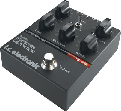 TC Electronic Classic Booster+Distortion image