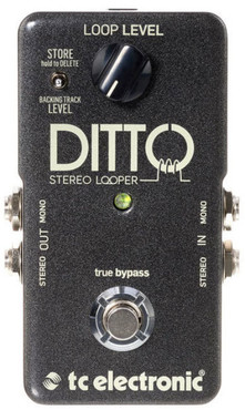 TC Electronic Ditto Stereo Looper image