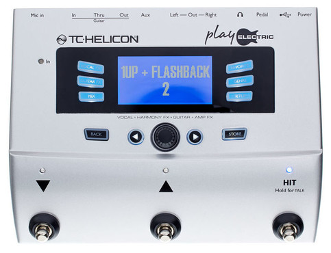 TC Helicon Play Electric image