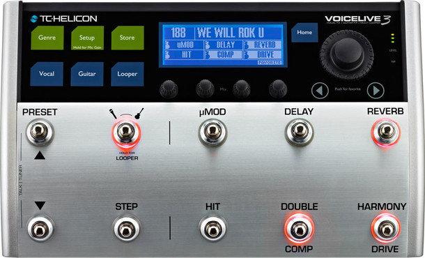 TC Helicon VoiceLive 3 image