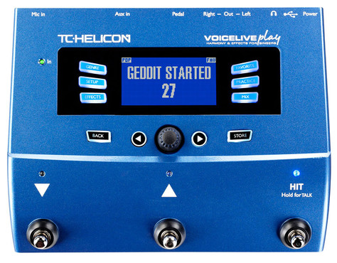 TC Helicon VoiceLive Play image