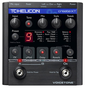 TC Helicon Voicetone Create XT image