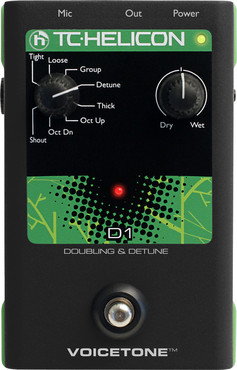 TC Helicon VoiceTone D1 image