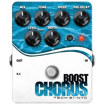 Tech 21 Boost Chorus image
