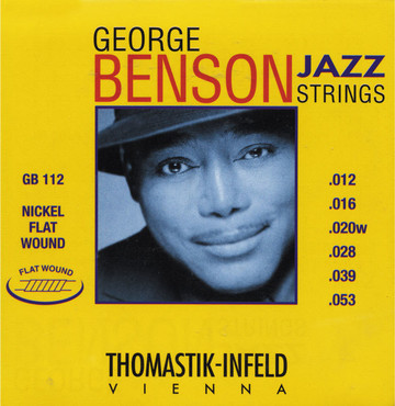 Thomastik George Benson GB112 (12-53) image