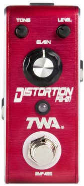 TWA FB-01 Distortion image