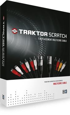 Native Instruments Traktor Scratch Replacement Set image