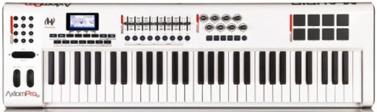 M-Audio Axiom Pro 61 Advanced USB MIDI Controller image