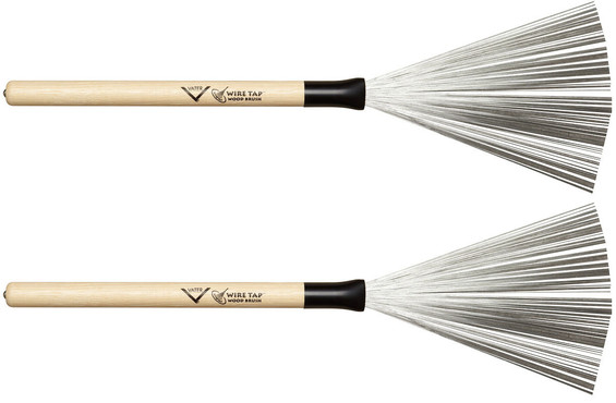 Vater VWTW Wire Tap Wood Handle Brushes image