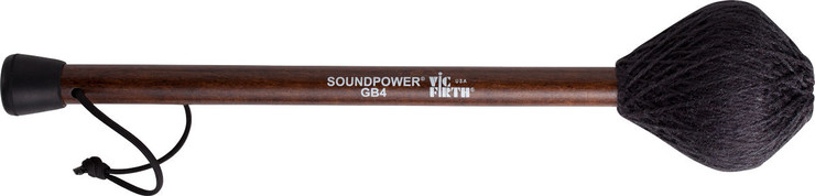 Vic Firth Soundpower Gong Beater Medium (GB4) image