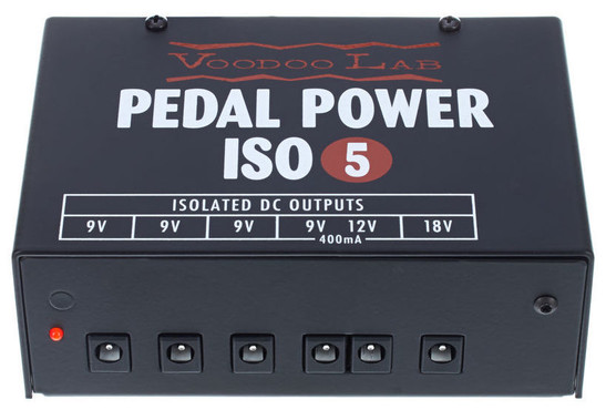 Voodoo Lab Pedal Power ISO-5 image