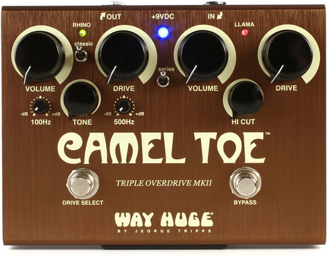 Way Huge WHE209 Camel Toe Triple Overdrive MKII image