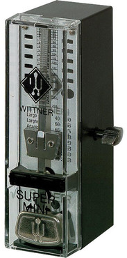 Wittner 886051 Taktell Super-Mini Black image