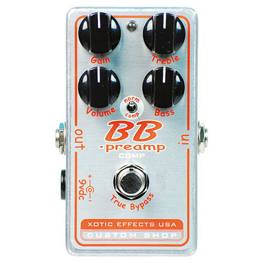 Xotic BB Preamp Comp image